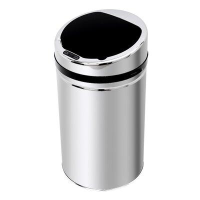 Homcom 30-Litre Luxury Automatic Sensor Dustbin Kitchen Waste Bin with Bucket
