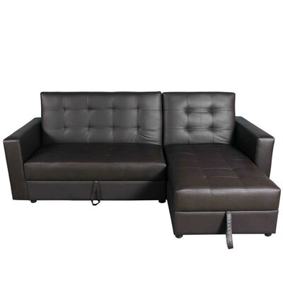 Homcom Right Corner Sofa