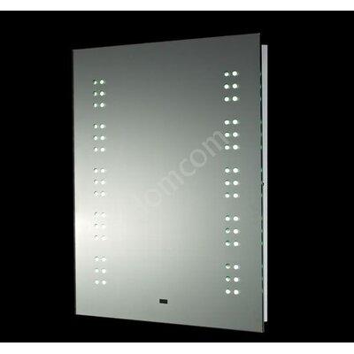 Homcom LED Illuminated Bathroom Sensor Mirror
