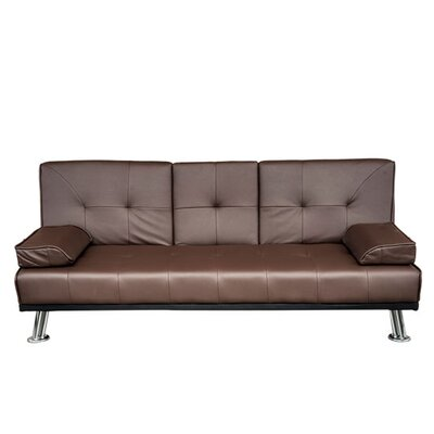 Homcom 3 Seater Reclining Sofa