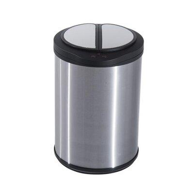 Homcom 15-Litre Auto Kitchen Waste Bin Trashcan