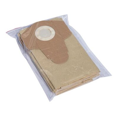 Homcom Vacuum Cleaner Dust Bag Pack Filtered Paper Bags Replacement