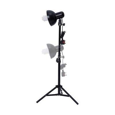 Homcom Photo Studio Floor Lamp