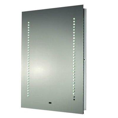 Homcom Demister Dustproof Illuminated LED Bathroom Sensor Mirror