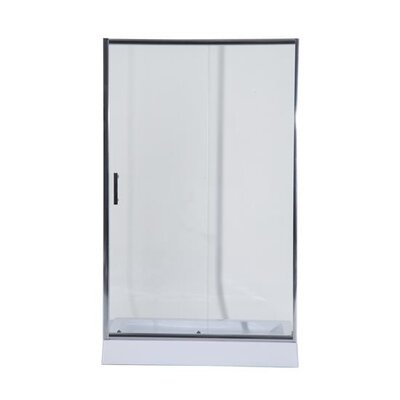 Homcom Sliding Glass Door for Shower Enclosure