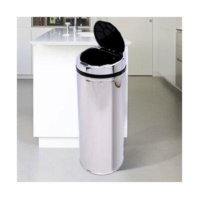 Homcom 50-Litre Luxury Auto Kitchen Bin Sensor Trash Can with Bucket