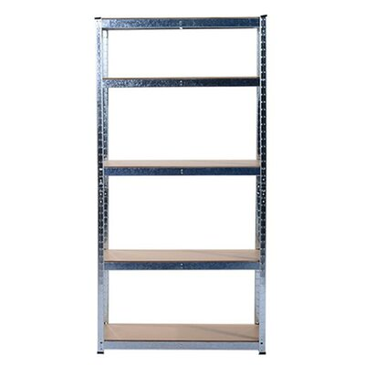 Homcom 5 Shelf Heavy Duty Garage Shelving Unit