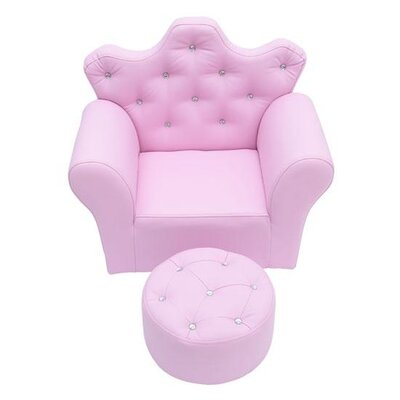 Homcom 2 Piece Armchair Set
