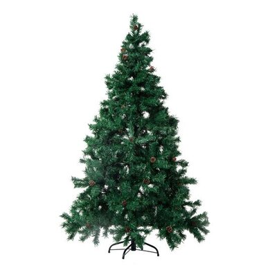 Homcom 5.9' Green Artificial Christmas Tree