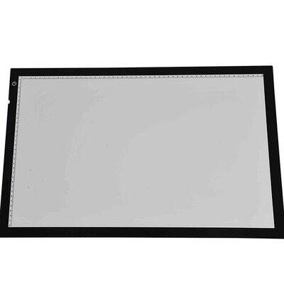 Homcom Craft Light Box Memo Board