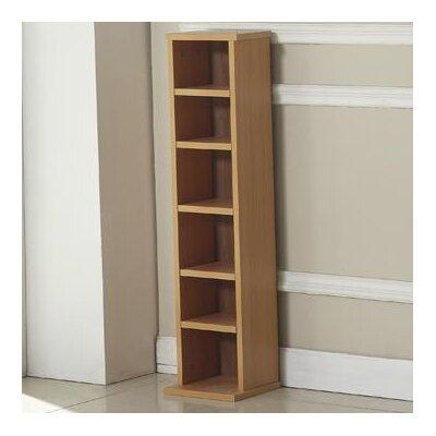 Homcom Wooden 88cm Bookcase