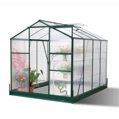 Homcom 1.9m x 2.5m Mini Greenhouse