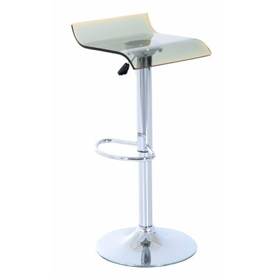 Homcom Swivel Adjustable Bar Stool