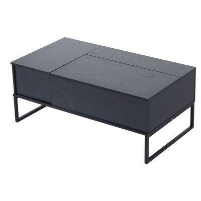 Homcom Coffee Table with Lift Top