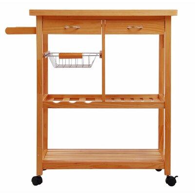 Homcom Kitchen Cart