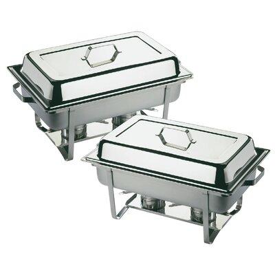 APS Twin Chafing Dish Set