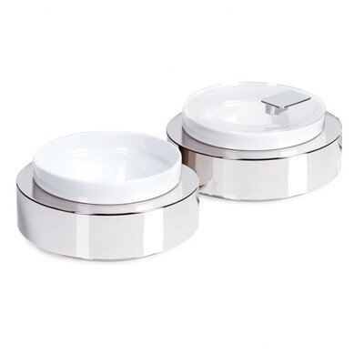 APS Round Bowl Box made of Stainless Steel