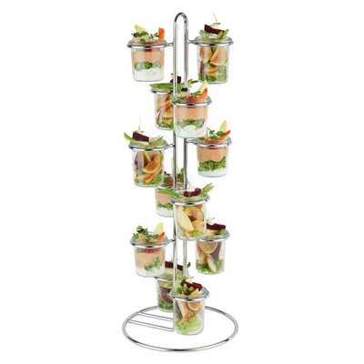 APS Weck Serving Stand