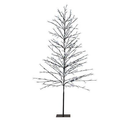LandwoodFurniture Lichterbaum mit LED-Beleuchtung