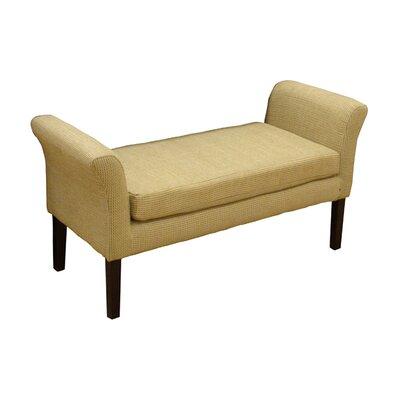 homepop decorative fabric bedroom bench reviews wayfair