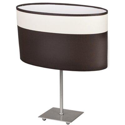 Lampex 34 cm Tischleuchte Crema