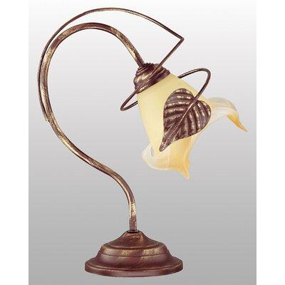 Lampex 35 cm Tischleuchte Roslina
