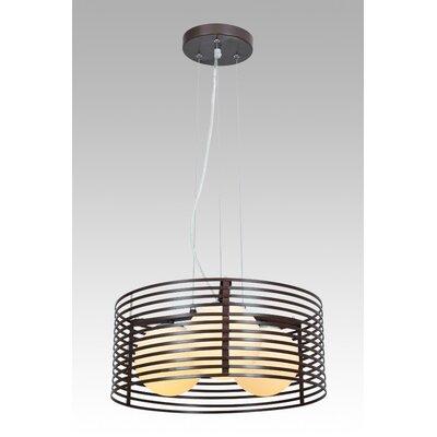 Lampex Design-Pendelleuchte 3-flammig Filo