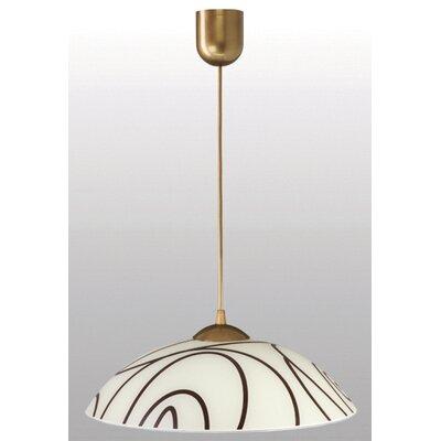 Lampex Schalen-Pendelleuchte 1-flammig Helix