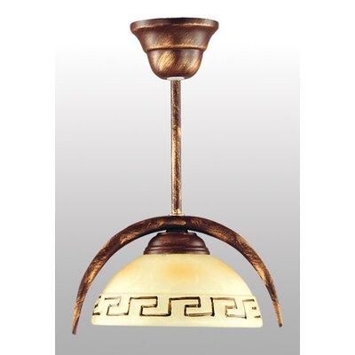 Lampex Schalen-Pendelleuchte 1-flammig Greka
