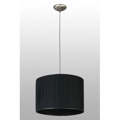 Lampex Trommel-Pendelleuchte 1-flammig Cortina