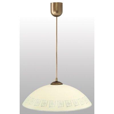 Lampex Schalen-Pendelleuchte 1-flammig