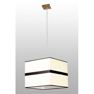 Lampex Geometrische Pendelleuchte 1-flammig Ofis
