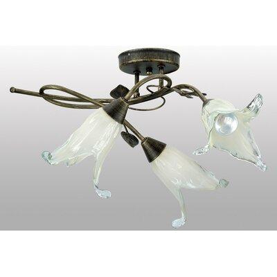 Lampex Deckenleuchte 3-flammig Planta