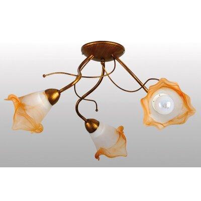 Lampex Deckenleuchte 3-flammig Mercato