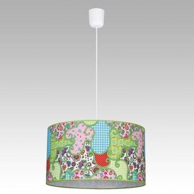 Lampex Trommel-Pendelleuchte 1-flammig Mosaic