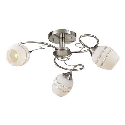 Lampex Deckenleuchte 3-flammig Beja