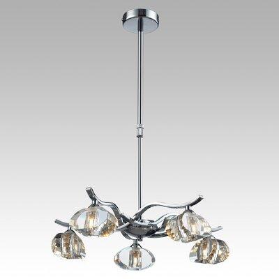 Lampex Design-Pendelleuchte 5-flamig Dallas