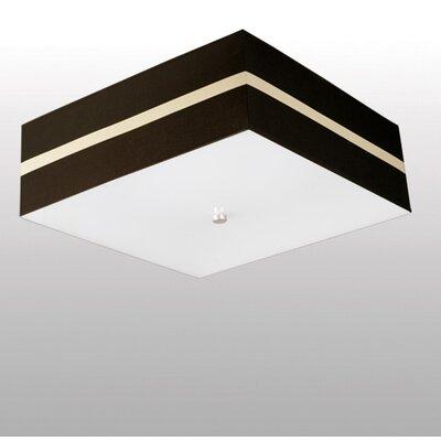 Lampex Deckenleuchte 2-flammig Linea