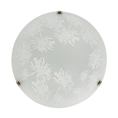 Lampex Aufbauleuchte 2-flammig Winter