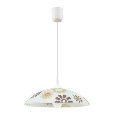 Lampex Schalen-Pendelleuchte 1-flammig Floro