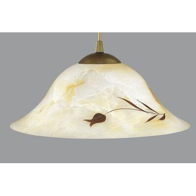 Lampex Schalen-Pendelleuchte 1-flammig Florencja
