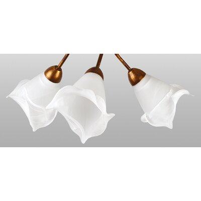 Lampex Design-Pendelleuchte 3-flammig Sardynia