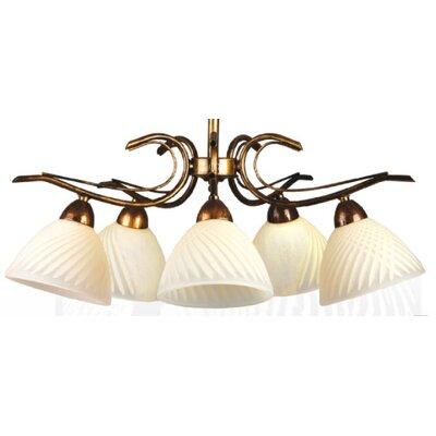 Lampex Design-Pendelleuchte 5-flammig Kleo