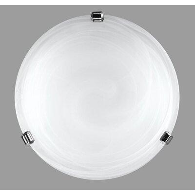 Lampex Aufbauleuchte 2-flammig Duna