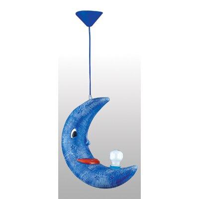 Lampex Design-Pendelleuchte 1-flammig Moon