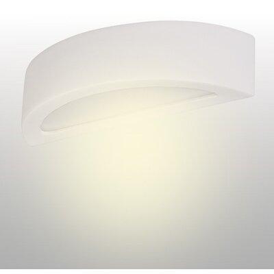 Lampex Halbmond-Wandleuchte 1-flammig Atena