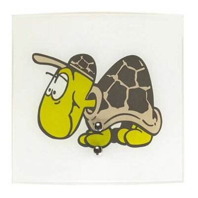 Lampex Wandleuchte 1-flammig Schildkröte