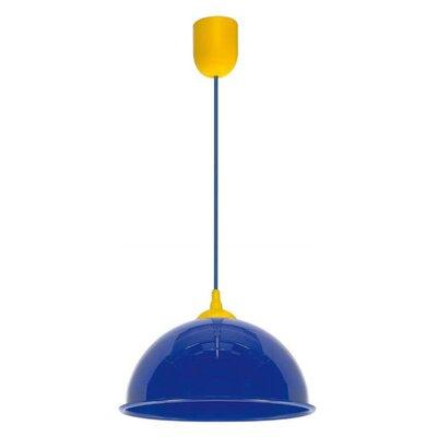 Lampex Schalen-Pendelleuchte 1-flammig Hobi