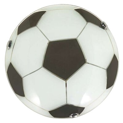 Lampex Aufbauleuchte 2-flammig Soccer