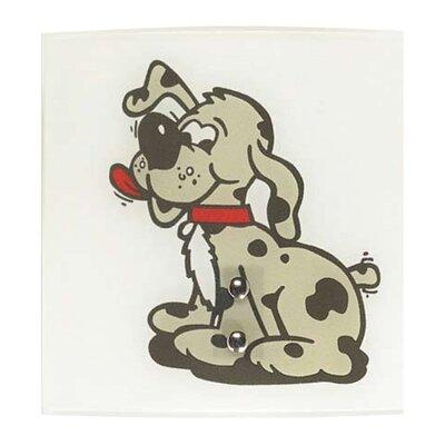 Lampex Wandleuchte 1-flammig Hund